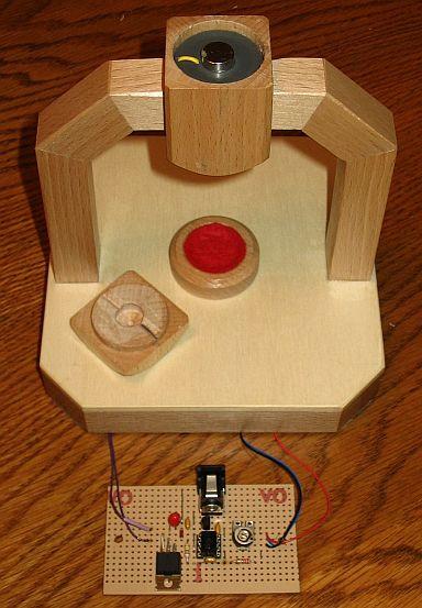 elektromagneten og generator
